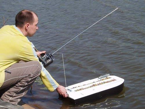 что такое дорожка в рыбалке видео
