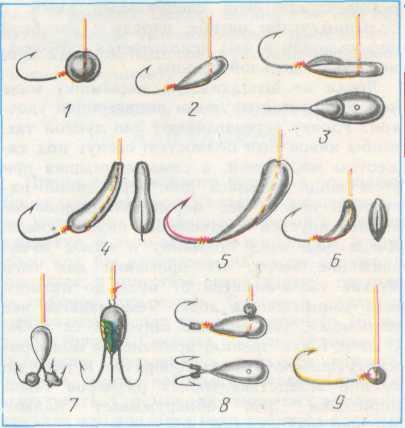 какой крючок выбрать для ловли леща